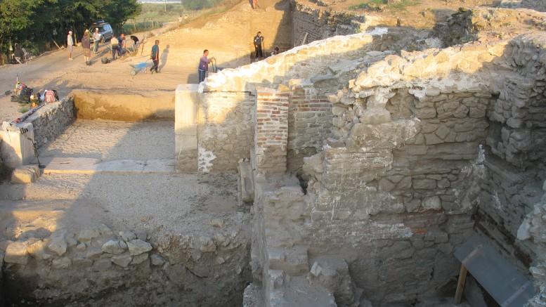 2A Heraclea Sintica Late Roman buildings