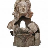 2A Heraclea Sintica terracotta Dionysus
