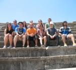 Heraclea Sintica summer school USA students (2)