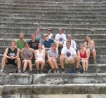 Heraclea Sintica summer school USA students & BG archaelogists