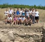 Herclea Sintica summer school USA students & BG team