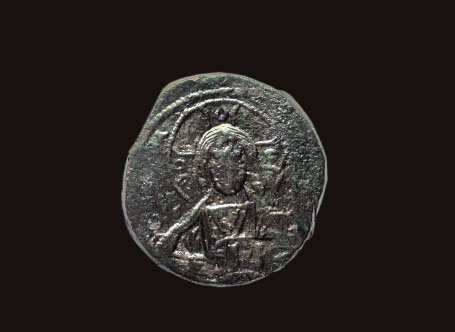 Christian martyrs and anonymous follis