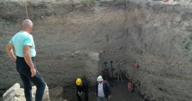 Урок по археология
