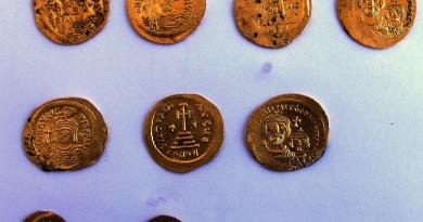 Золотые монеты из Хрисосотире