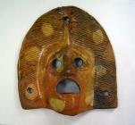Heraclea Sintica terracotta mask